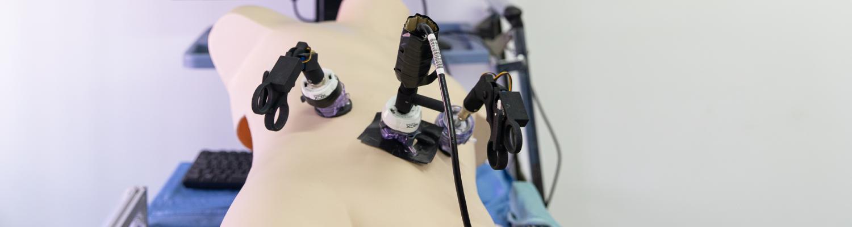 simulatore di chirurgia